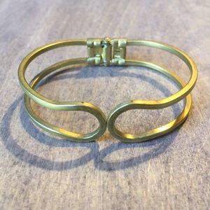 Jewelry - Vintage Minimalist Cuff Bracelet